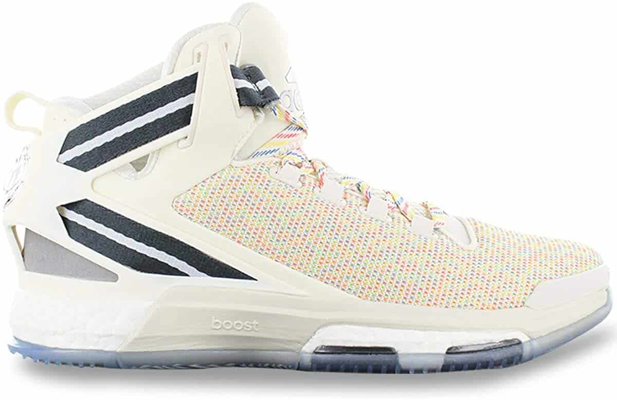 D Rose 6 Review: Side