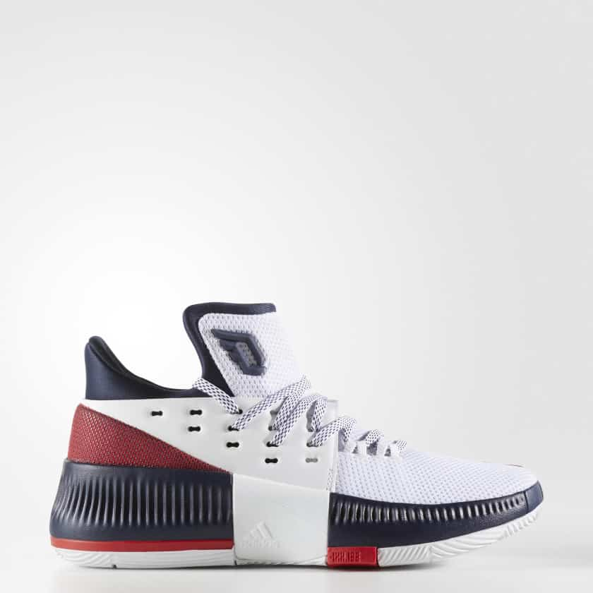 Adidas Dame 3 Review: Side Area