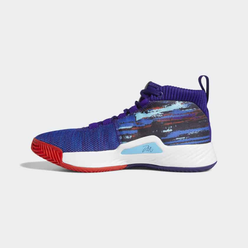 Best Traction Basketball Shoes: Dame 5