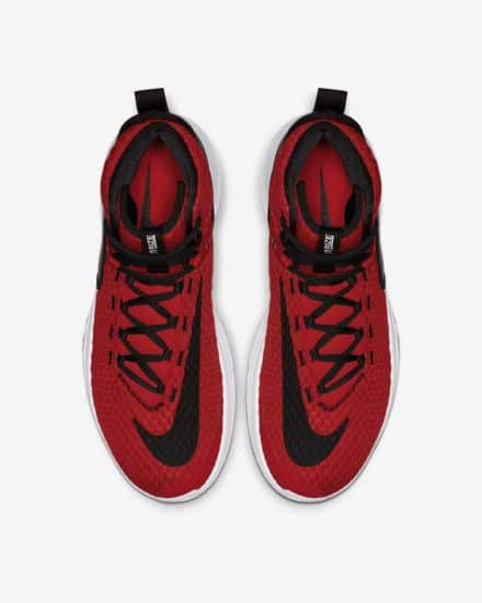 Nike Zoom Rize Review: Top