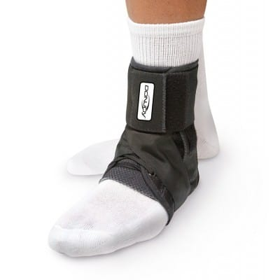 The Best Basketball Shoes With Ankle Support: Ankle Brace