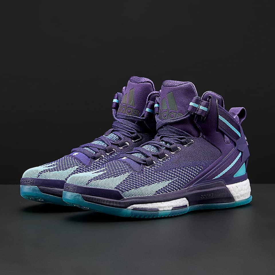 Best Basketball Shoes for Teenagers: D Rose 6 Boost PK