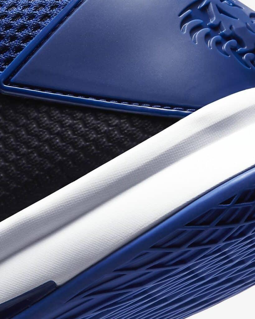 Nike LeBron Witness 4 Review: Heel