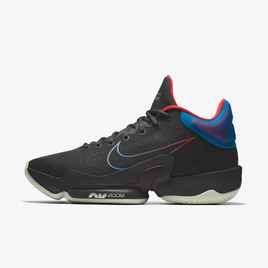 Best Basketball Shoes For Jumping: Zoom Rize 2