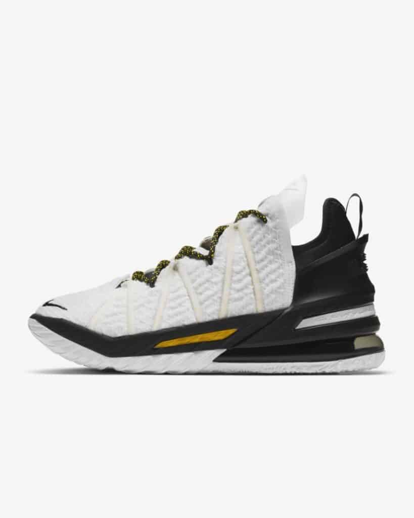Best Basketball Shoes For Jumping: LeBron 18