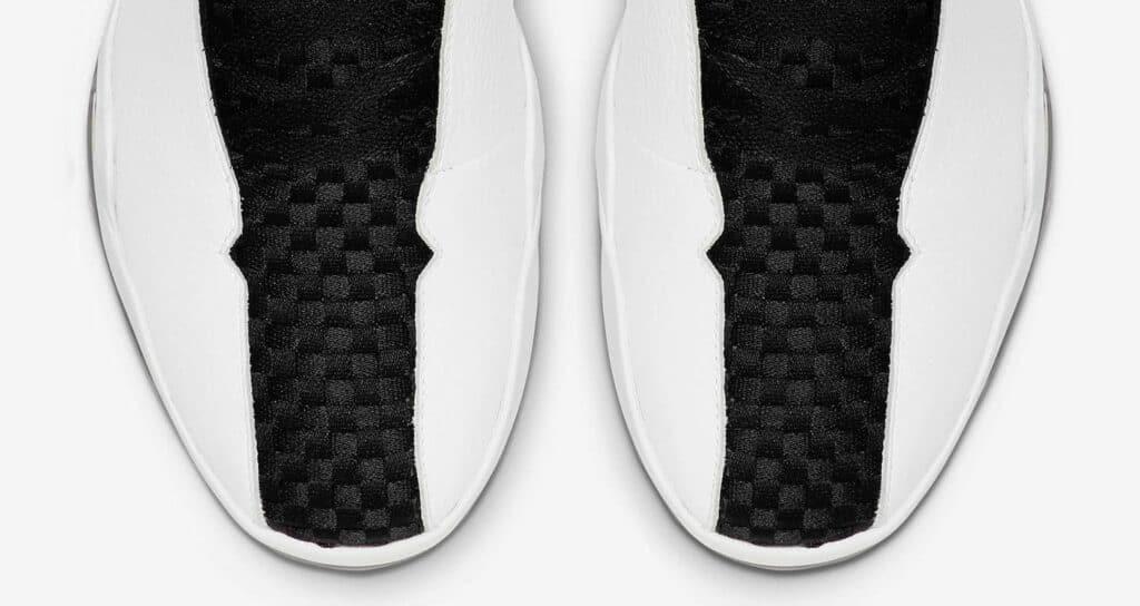 Nike Zoom Heritage N7 Review: Forefoot