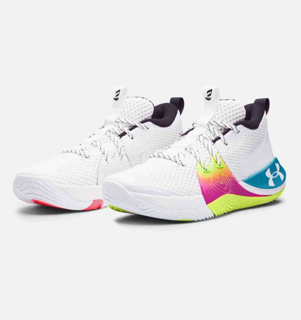 Under Armour Embiid 1: Pair