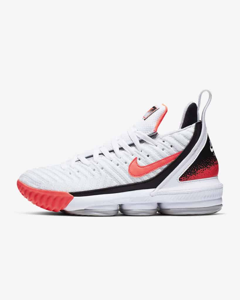 Best Basketball Shoes Under 200: LeBron 16