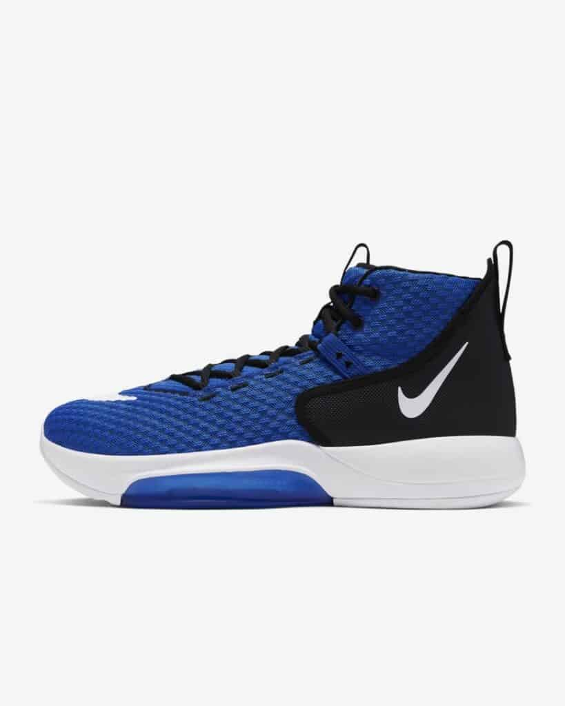 Best Basketball Shoes For Men: Zoom Rize