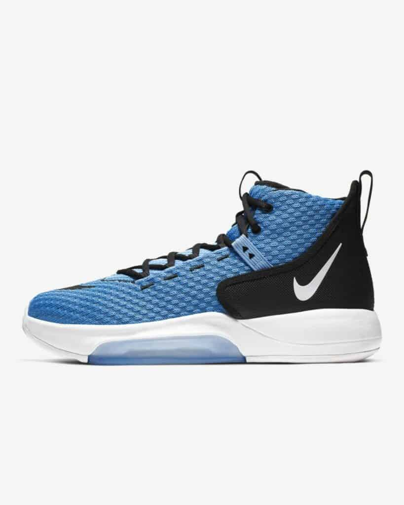 Best Basketball Shoes for Centers: Zoom Rize