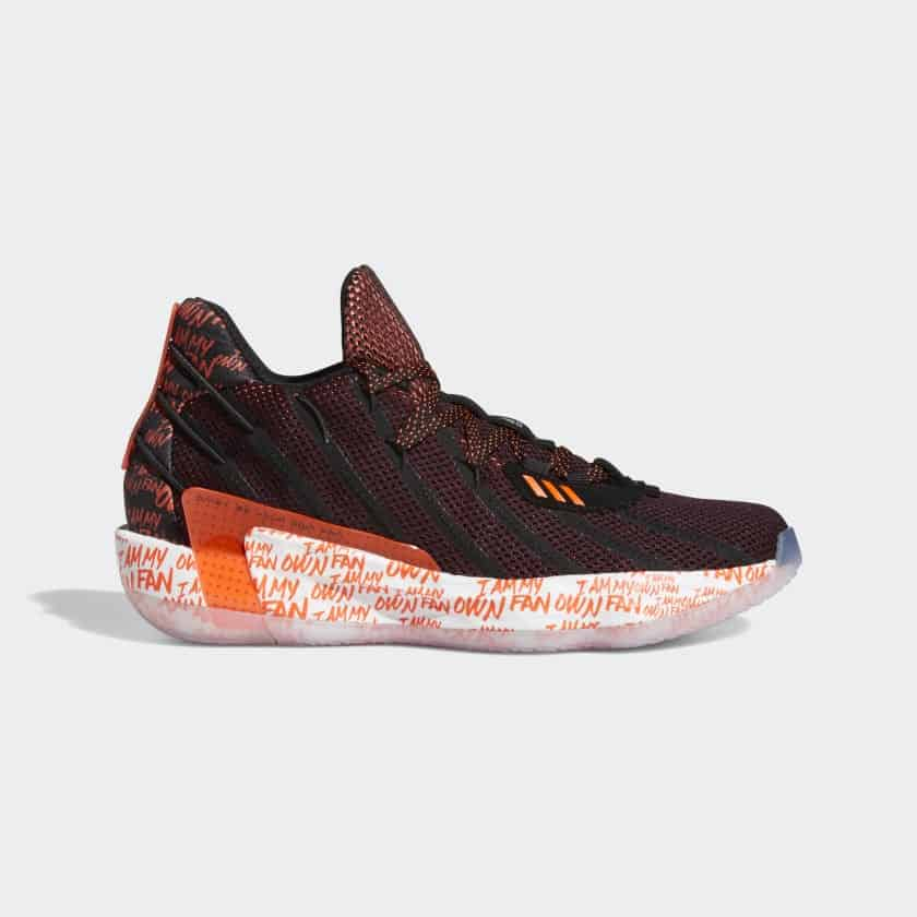 Best adidas Basketball Shoes: Dame 7