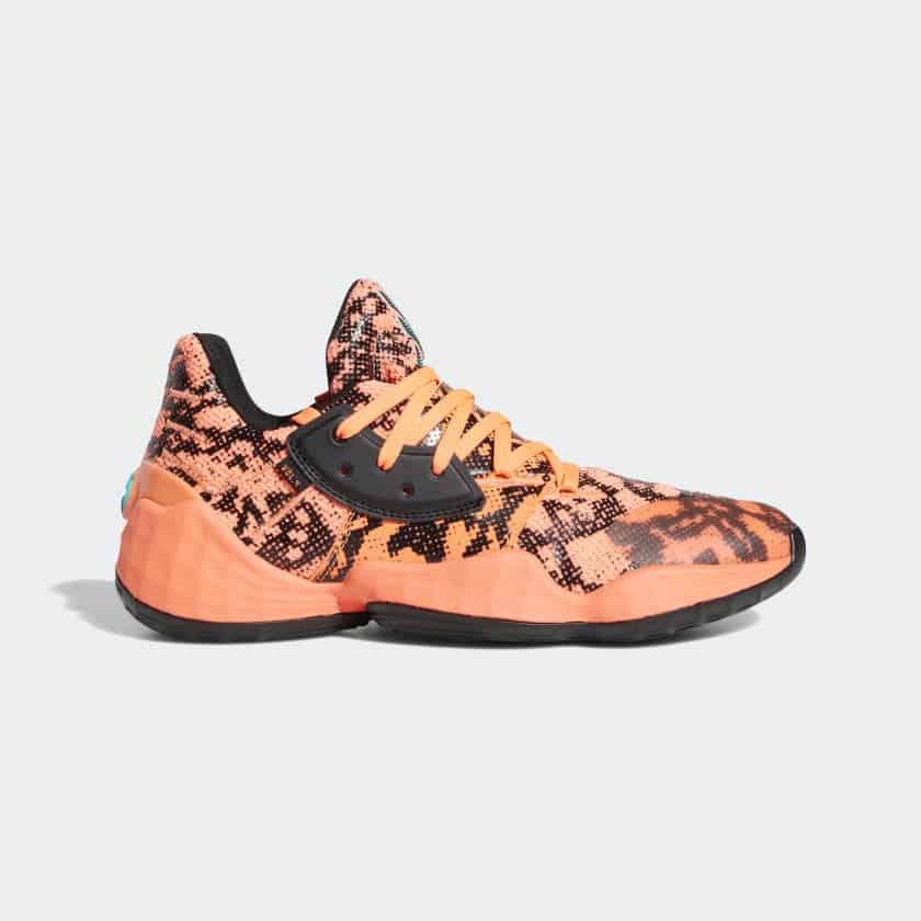 Best adidas Basketball Shoes: Harden Vol. 4