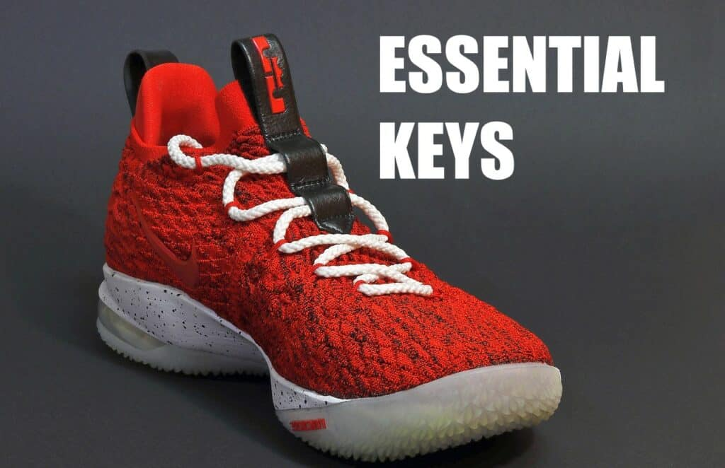 Most Comfortable Basketball Shoes: Keys
