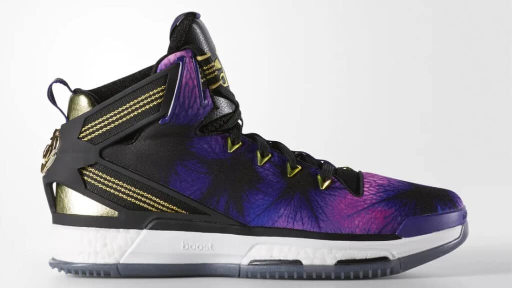 Best adidas Basketball Shoes: D Rose 6 Boost