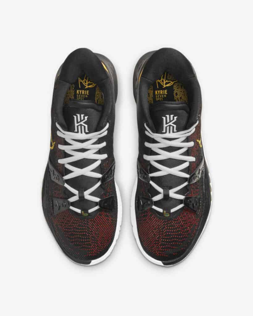 Kyrie 7 Review: Top