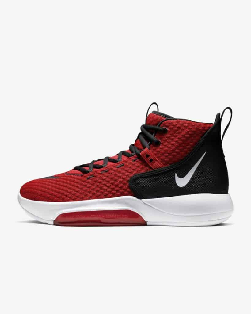 Best Nike Basketball Shoes: Zoom Rize