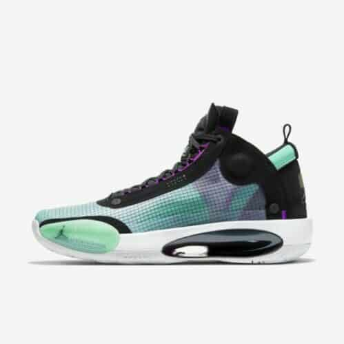 The Best Jordan Basketball Shoes: AJ 34