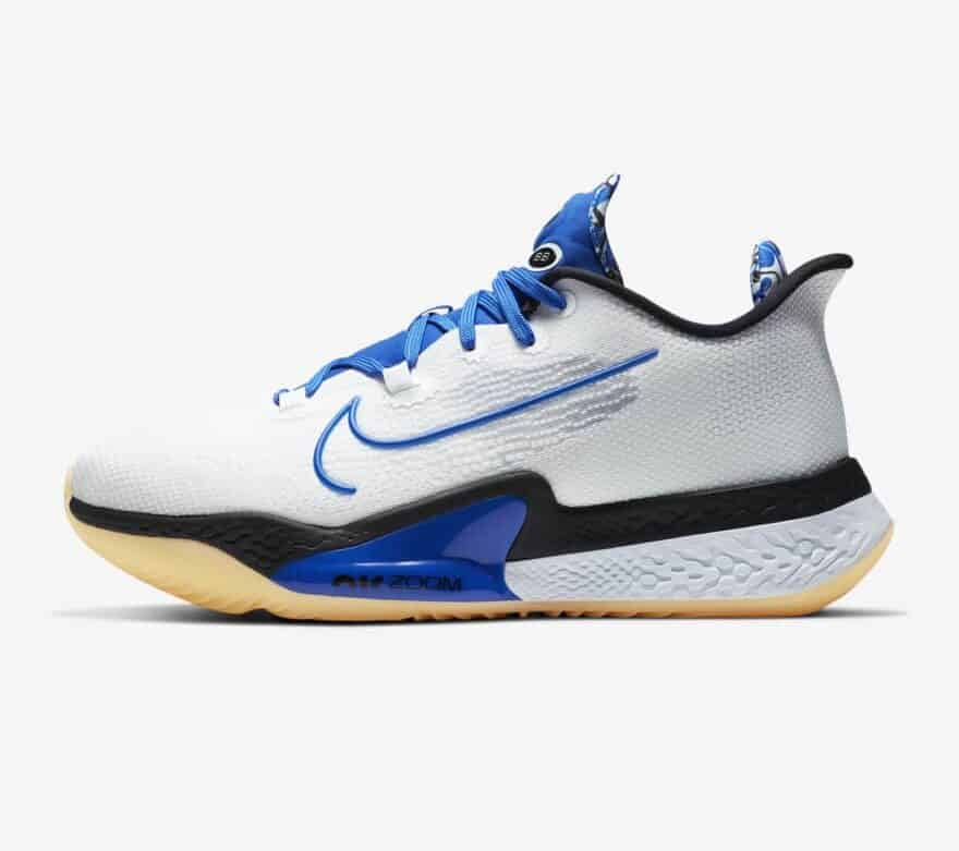 Nike Air Zoom BB NXT Review: Side 1