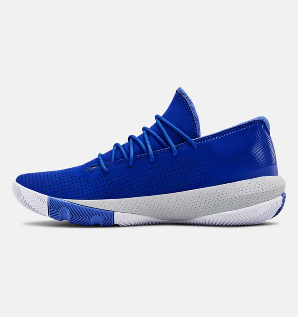 Best Under Armour Basketball Shoes: SC ZER0 III