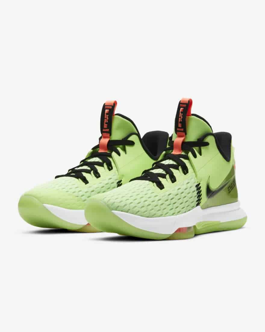 LeBron Witness 5 Review: Pair