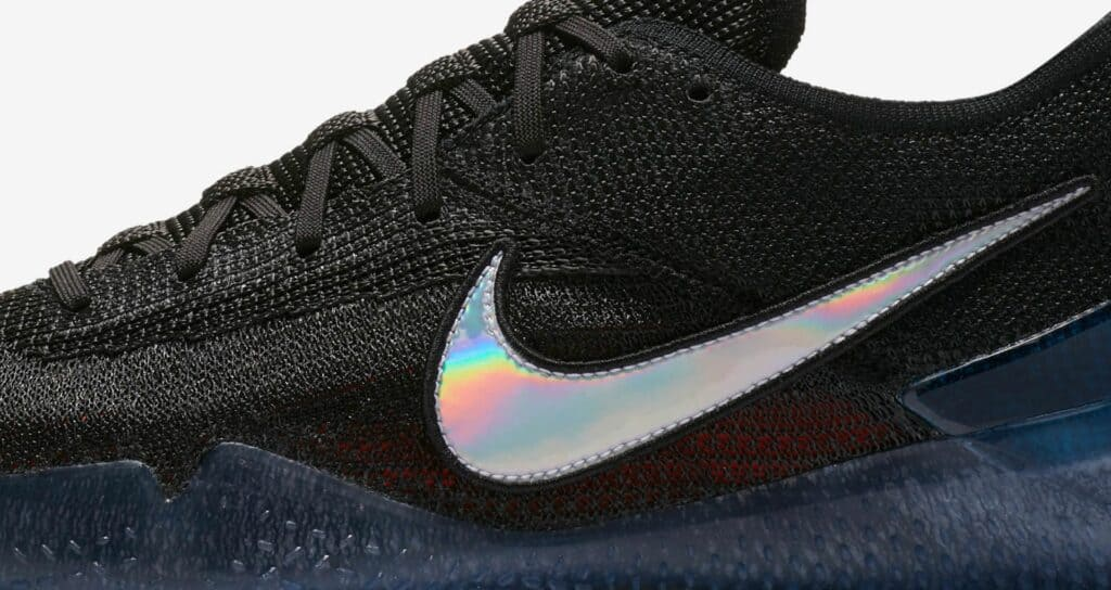 Kobe AD NXT 360 Review: Upper