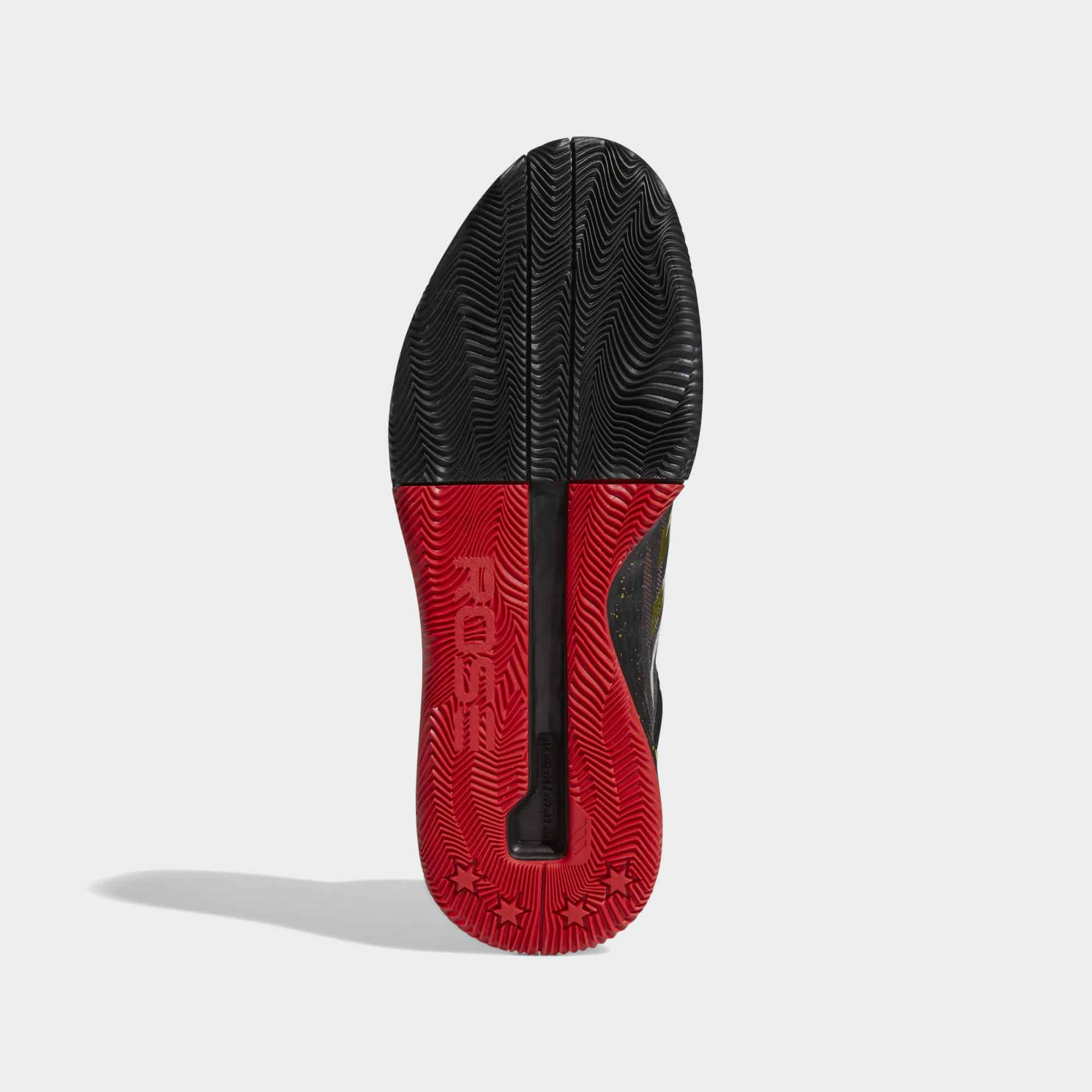 D Rose 11 Review: Outsole
