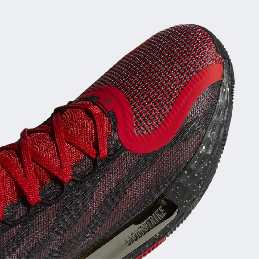 D Rose 11 Review: Forefoot
