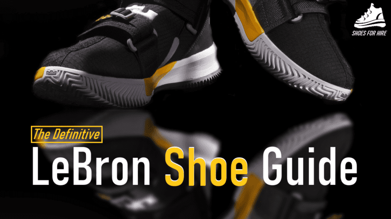 The Best LeBron Shoes: Intro