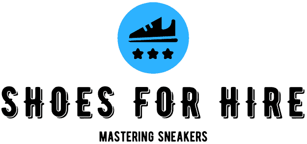 Shoes For Hire: Logo