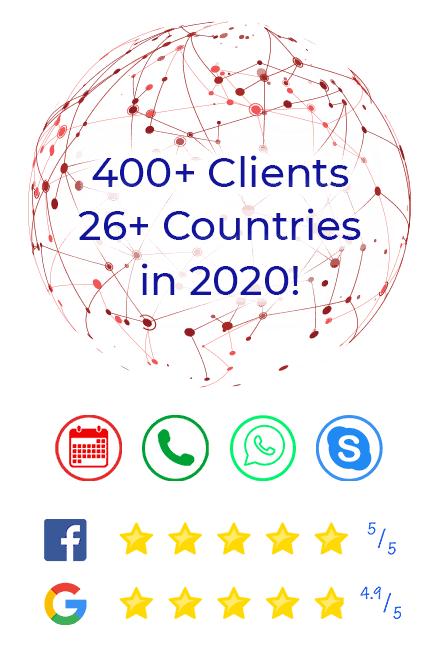 The SmartMove2UK Global Clients