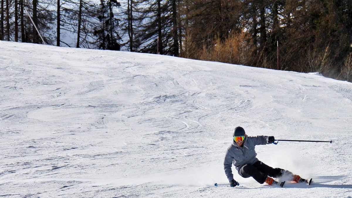 How To Carve On Skis