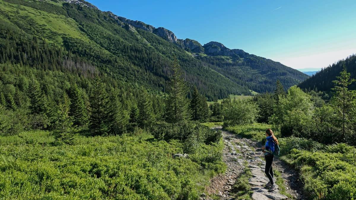 Hiking Term Glossary