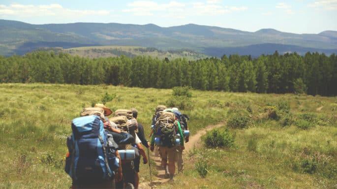 Types of Hiking
