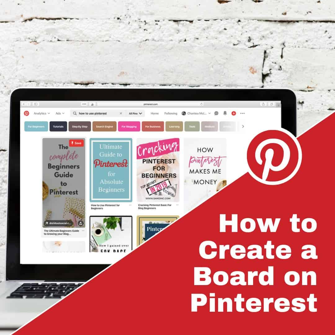 How to Create a Board on Pinterest