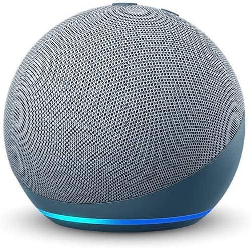 Echo dot 4th generation speaker with Alexa