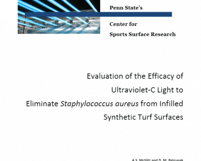 Evaluation of the Efficacy of Ultraviolet-C Light