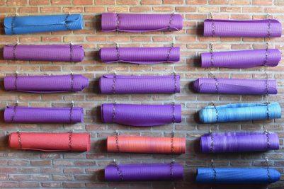 Visual Impact of Yoga Mats