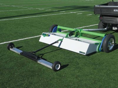 Synthetic Turf Sweeper