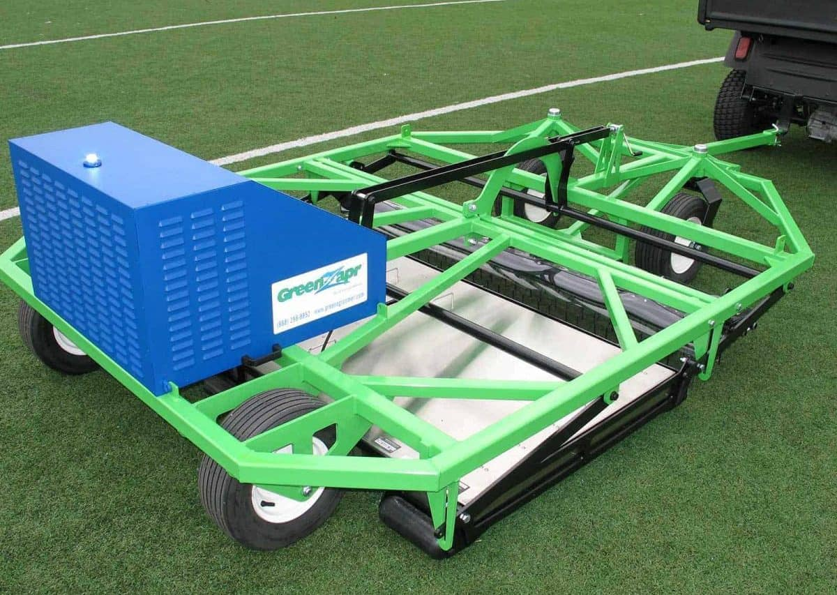 GreenZapr Sports Field Sterilizer