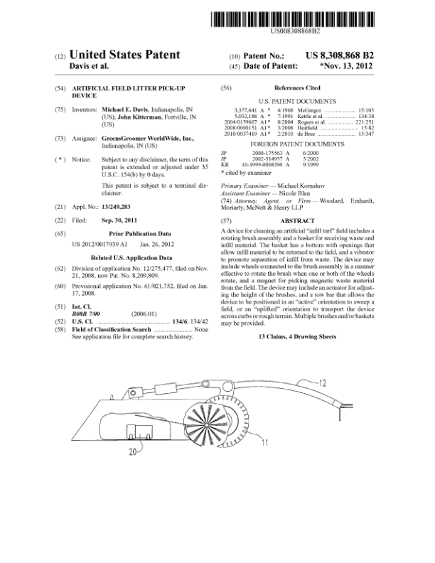 Text of Patent