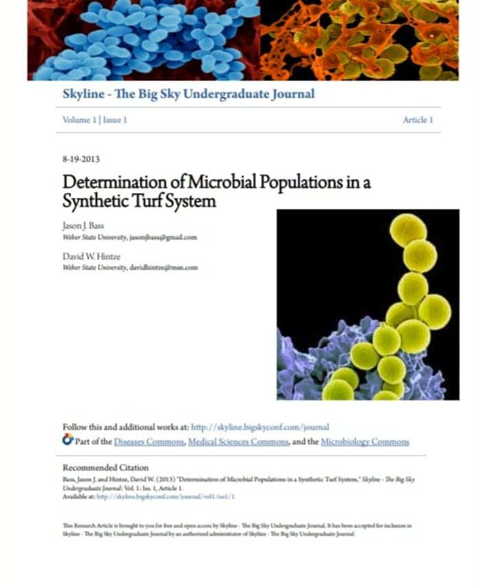 Determination of Microbial Populations