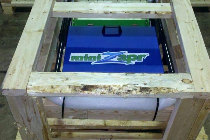 Shipping Crate Minizapr