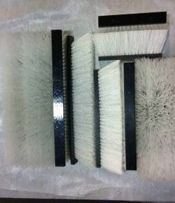 White Replacement Brushes