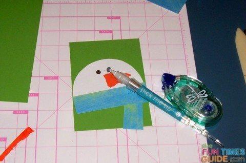 make-snowman-card-eyes