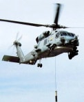 seahawk helicopter