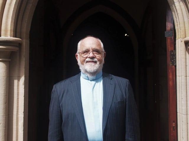 Rev. David Crain Profile Photo