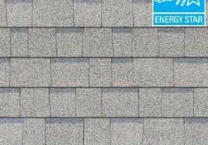 hasta white energy star roofing shingles