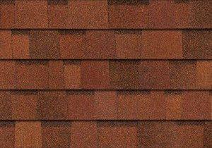 terra cotta color roofing shingles