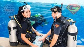 PADI dive courses Phuket