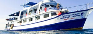 Dolphin Queen Similan Islands liveaboard